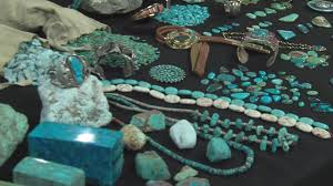 real turquoise stone necklace images Identifying real and fake turquoise jpg