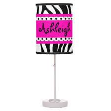 zebra table u0026 pendant lamps zazzle