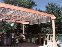 good choices of retractable pergola shade thediapercake home trend