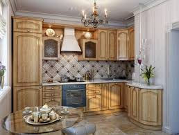 modele de cuisine en bois beautiful modele de decoration de cuisine ideas amazing house