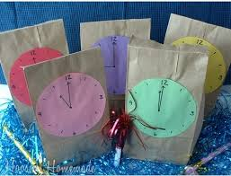 new year goodie bag countdown to new year s activities to do each hour with kids