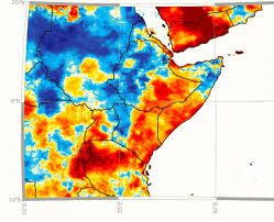 Precipitation Map Of The United States by The State Of Rain The Ucsb Current