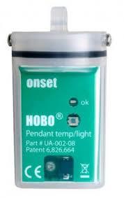 light intensity data logger hobo ua 002 08 pendant data logger temperature light 8k