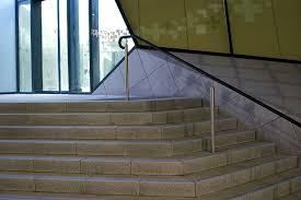 Plastic Handrail The Cube Project Morris Fabrications Ltd