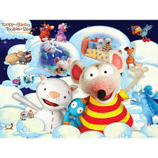 toopy and binoo puzzle 24 pieces
