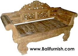 teak wood daybeds bali indonesia furniture size approximately