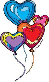 palloncini clipart immagini clipart gif animate san valentino