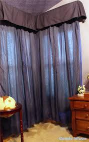 Sewing Window Treatmentscom - cardboard corner window cornice hometalk