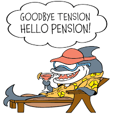 goodbye tension hello pension goodbye tension hello pension retirement by hqart