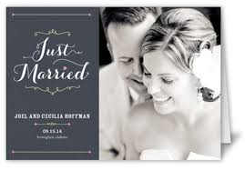 wedding announcement cards precious moments 5x7 folded wedding announcement cards shutterfly