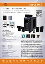 home theater audio milan audio concepts mx 8 home theater system for sale in elgin