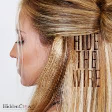 How To Make A Halo Hair Extension by Faq U2013 Hidden Crown Hair Extensions