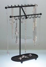 jewelry necklace holder stand images Display stands long necklace holder jewelry tree organizer jpg