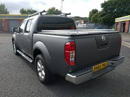 gray nissan truck nissan navara 3m matt metallic grey akwraps vehicle wrap
