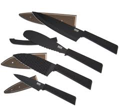 kuhn rikon everyday 4 piece knife set page 1 u2014 qvc com