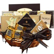 Sympathy Fruit Baskets Amazon Com Classic Gourmet Food And Snack Gift Basket Small