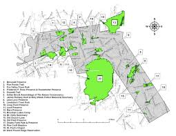 Westchester County Map Park Trail Maps U2013 Westchester County Or Nearby U2013 The