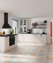 cuisine blanc mat modele de cuisine blanche trendy idees de design de maison cuisine