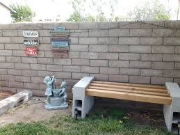 simple diy bench idea home design garden u0026 architecture blog