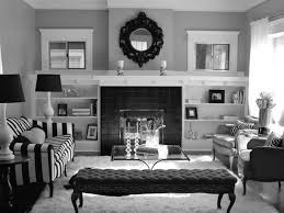 black and white home interior beautiful family room paint colors with furniture best images