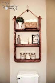 Bathroom Storage Idea Creative Storage Idea For A Small Bathroom Organization Storage