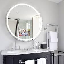Bathroom Mirror With Lights by 130 Best Bathroom Lighting Images On Pinterest Bathroom Lighting