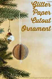 diy ornaments archives the happier homemaker