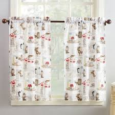 Pictures Of Kitchen Curtains by 8 Adorable Coffee Themed Kitchen Curtains Under 40 00