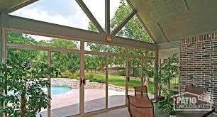 Four Seasons Sunroom Shades Aluminum Sunroom Addition Pictures Ideas U0026 Designs Patio Enclosures