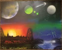 Spray Paint Universe News U0026 Updates Fantasy Spray Paint Art