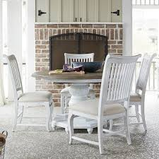 Paula Deen Dining Room Paula Deen By Universal Dogwood 5 Piece Dining Set With Slatback
