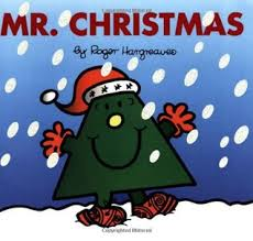 mr christmas mr christmas by roger hargreaves