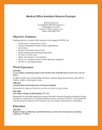Resume Sample Summary Statement by Objective Summary Example Art Resume Examples