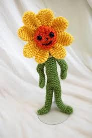 Daisy The Flower - oswald the octopus w weenie henry u0026 daisy amigurumi set pattern