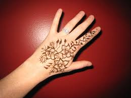 henna tattoo design for girls foot real photo pictures images