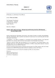 Sample Letter Of Intent To Transfer Jobs by Formal Letter Format Sample Job Images Offer Letter Format