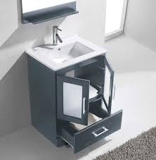 24 Bathroom Cabinet by Virtu Usa Zola 24
