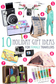 holiday gift ideas 10 holiday gift ideas for female travelers the blonde abroad