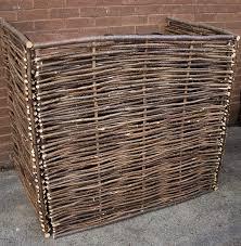 wheelie bin screen double wb2 garden screening composting and