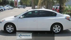 nissan altima body styles altima 2007 nissan altima 2 5s white sunroof tint youtube