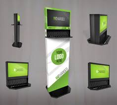 charging station phone provider of customized cell phone charging solutions incharged