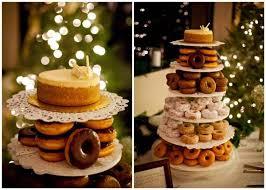 wedding cake alternatives unique wedding cake alternatives donut wedding cake wedding