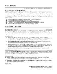 resume exles marketing marketing director resume marketing director resume sle