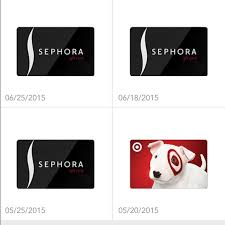 gift cards at a discount sephora gift cards discount free gift cards mania