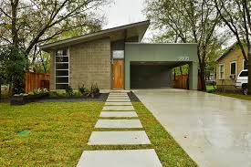 Mid Century Modern Tiny House Simple Ideas Mid Century Modern House Numbers All Modern Home