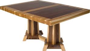 Kitchen Wood Table by Dining Room Custom Dining Tables By Dumonds Handmade Furniture