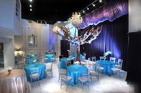 coral ornaments and candles themed wedding decorations
