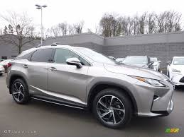 lexus rx 450h color options 2017 silver lining metallic lexus rx 450h awd 118949575