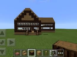 basic house how to how to build a basic house in mcpe snapguide