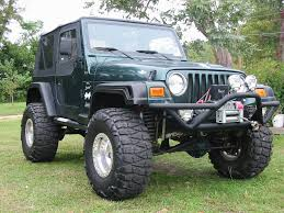 lifted jeep green customized green jeep wranglers image 68